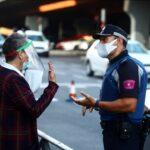 proteste Madrid restricţii