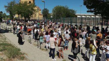 deschidere scoli Spania