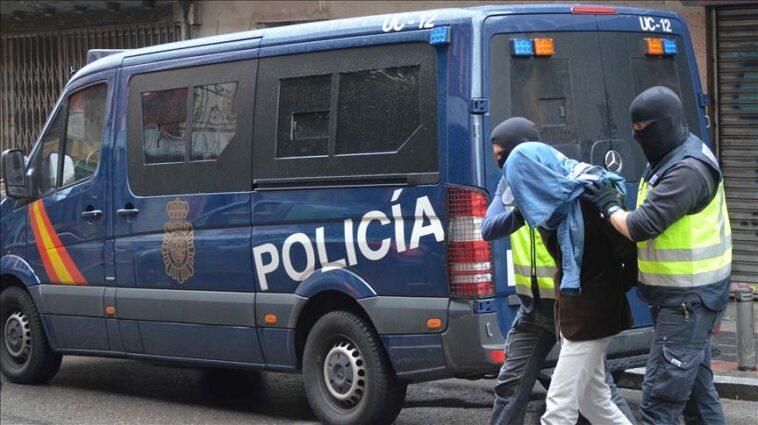 VIDEO - Jihadist urmărit de Europol, arestat la Madrid