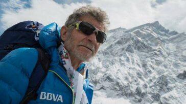 alpinist spaniol
