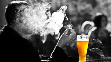 spania fumat terasa