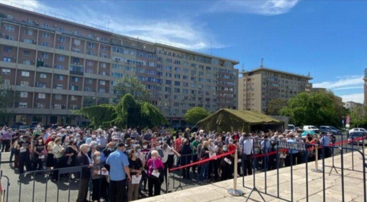 Maratonul Vaccinării Bucureşti