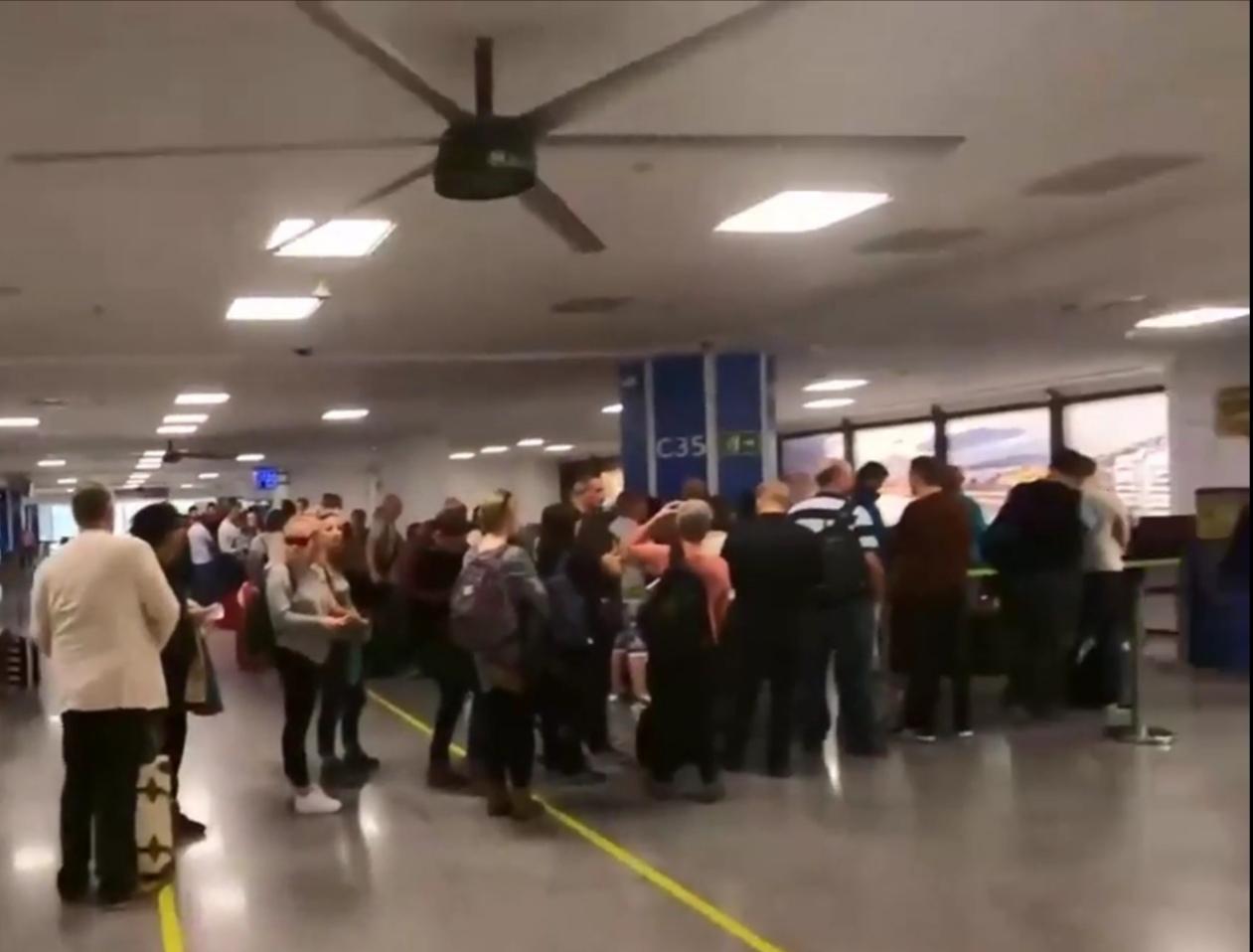 romani aeroport spania