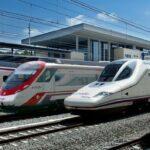 trenuri in spania