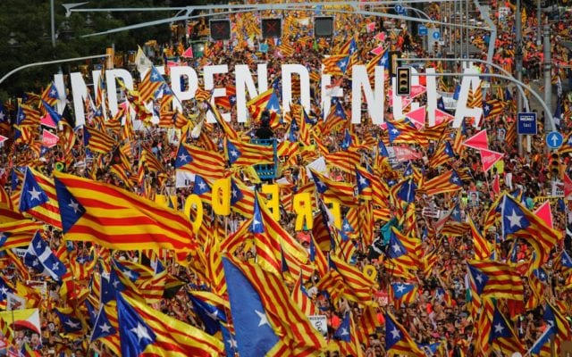 separatisti catalani