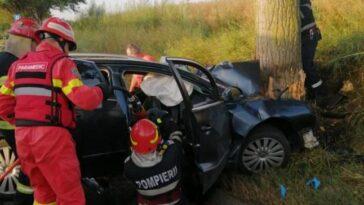 accident romani spania