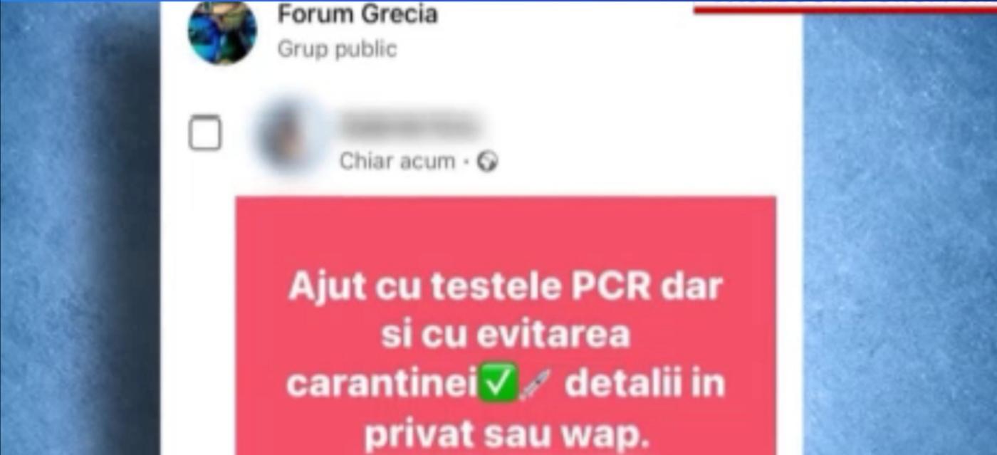 certificare false