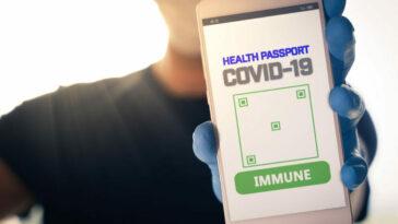 pasaport de vaccinare