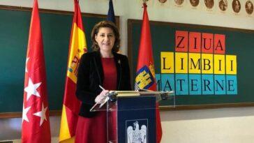 gabriela dancau ambasador spania