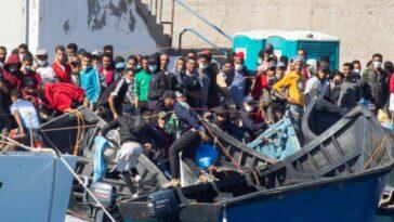 imigranti canare