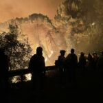 incendiu malaga